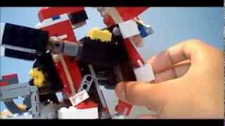 lego mighty morphin power rangers dino megazord 1 7