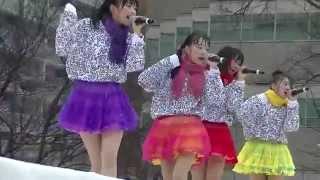 大通会場7丁目 HBCフィリピン広場 曲 「Sapporo De-Su-Yo-Ne 」 「Spice...
