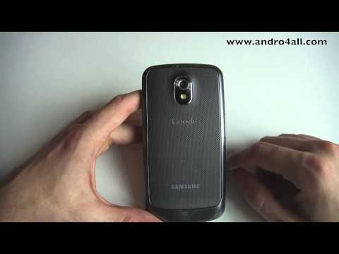 Videoreview Galaxy Nexus [HD][ESPAÑOL]