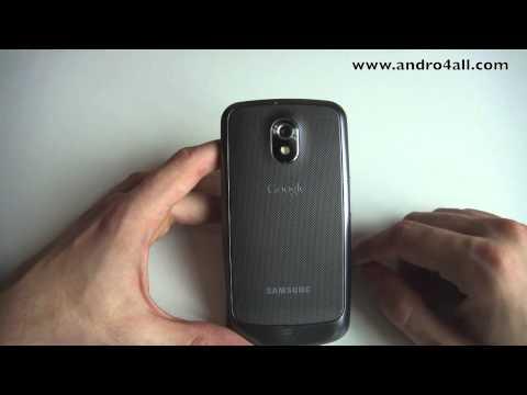 Videoreview Galaxy Nexus [HD][ESPAÑOL]
