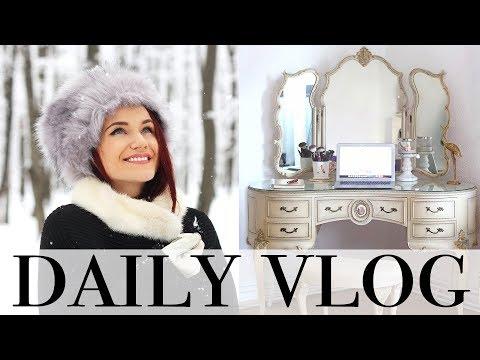 Daily Vlog   O fuga pana la Botosani, noua mea masuta de toaleta, case vechi si rochii misto
