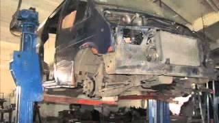 Ремонт Ford Transit (СТО р. Кременчук)