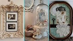❤ DIY Rustic Shabby chic style Photo display Ideas❤   Home decor & Interior design  Flamingo Mango 