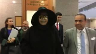 Bülent Ersoy Hakim Karşısına Çıktı 2017 Video