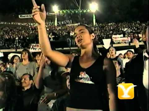 Enrique Iglesias, Experiencia religiosa, Festival de Viña 2000