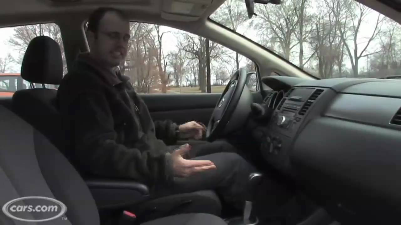2009 Nissan Versa Youtube