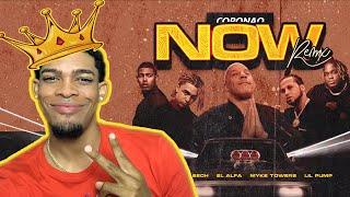 "[Reaccion]-El Alfa ""El Jefe"" x Lil Pump x Sech x Myke Towers & Vin Diesel - CORONAO NOW (Remix)"