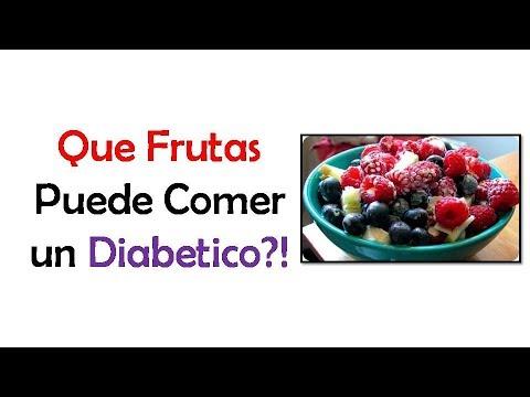 Que Frutas Puede Comer un Diabetico?! | Frutas
