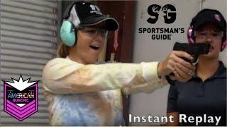 Ladies 1st Time Shooting!!   Sportsman's Guide Tour Stop #2 Naples Florida