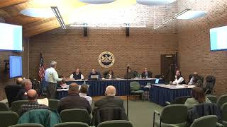 November 13, 2019 East Whiteland Township Board of Supervisors