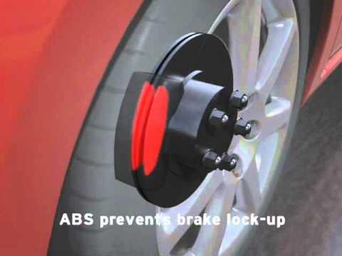 How ABS (Anti-Lock Brakes) Work
