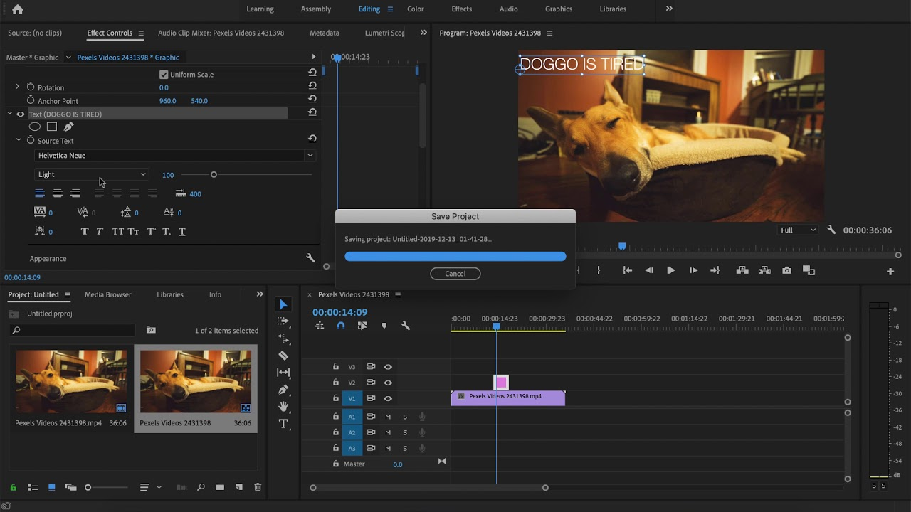 Adobe Premiere Pro 2020 v14.0.4.18 Full Version
