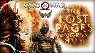 4K➥GOD OF WAR ▪ The Lost Pages of Norse Myth◢FULL STORY◣ ƅỵ 🆆🅸🅺🅸🅽🅶🆆🅸🅽🅶🆂