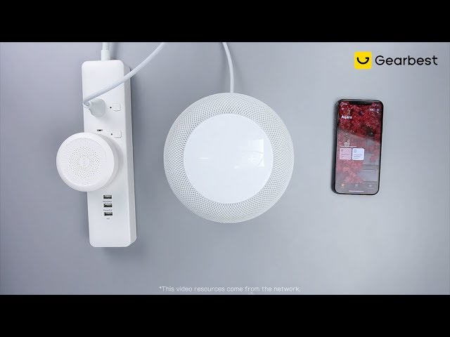 Are You Pursuing A Truly Automatical Smart Home System Our Original Xiaomi Mijia Multifunctional Gateway Features