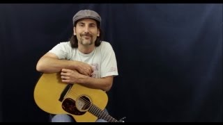 How To Play Train Bruises Acoustic Guitar Lesson Easy