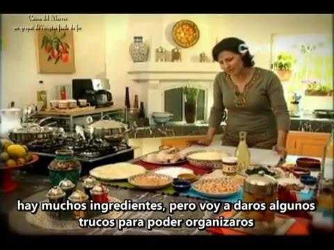Choumicha : Pastilla Au Poulet | Pastilla de pollo de Choumicha (Subtitulado en Españo)l