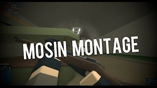 Mosin Nagant Montage! (ROBLOX Phantom Forces)