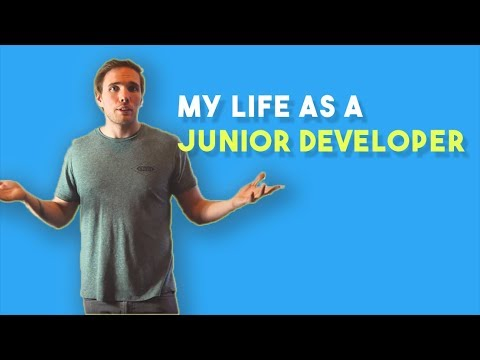 My experience as a junior developer
