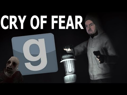 CRY OF FEAR POWRACA!   GARRY'S MOD: HORROR MAPA #34