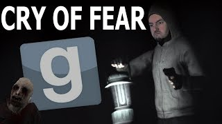 CRY OF FEAR POWRACA! | GARRY'S MOD: HORROR MAPA #34