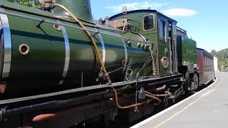 Welsh Steam Train