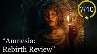 Amnesia: Rebirth Review [PS4 & PC] (Video Game Video Review)