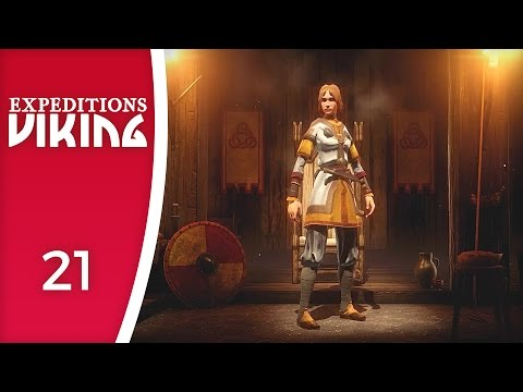 Hiring new members to our hird - Let's Play Expeditions: Viking #21