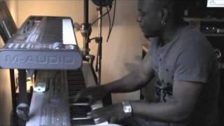 BLACK & BLUE ( Miike Snow Track) She said I should keep playing Piano. :D YIN
