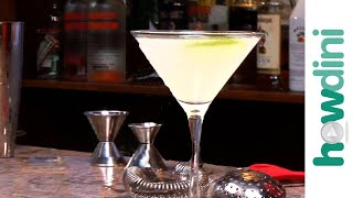 How To Make A Daiquiri - Daiquiri Cocktail Recipe
