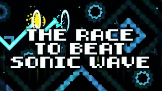 The Race to Beat Sonic Wave