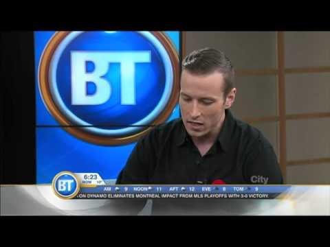 BT Vancouver: Comedian David Andrew Brent