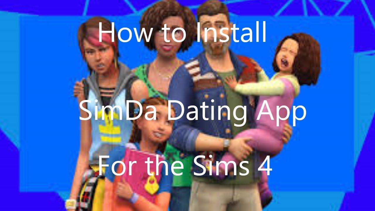 App working simda dating 4 not Facebook Not