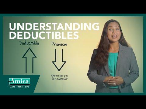 Understanding Deductibles