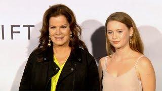 """Marcia Gay Harden and Julitta Scheel """"Adrift"""" World Premiere"""