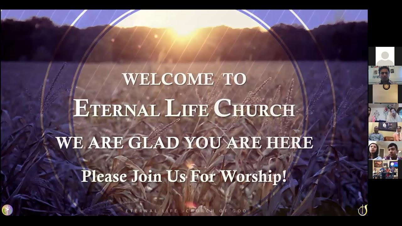 ELCOG Sunday Worship  - 05/31/2020