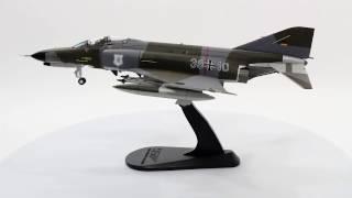 Hobby Master F-4FファントムII ドイツ空軍 第71戦闘航空団 「リヒトホーフェン」 NORM72復刻迷彩 ヴィットムントハーフェン基地 13年 38+10 1/72 [HA1975]