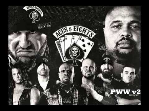 TNA   Aces and Eights NEW 2013 Theme Song Lyrical Version]