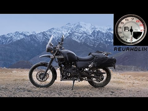 Royal Enfield Himalayan ตัวลุยสุดเก๋าพร้อมวางขายในไทยแล้ว | Revaholix
