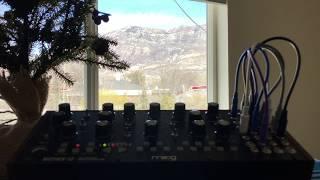 Moog Mother-32 jam / Day Dreaming