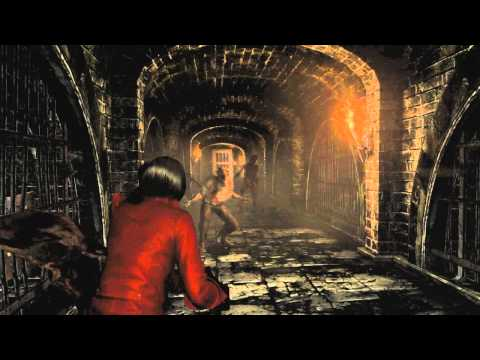 A Look At Ada Wong Campaign Footage In Resident Evil 6 Attack Of