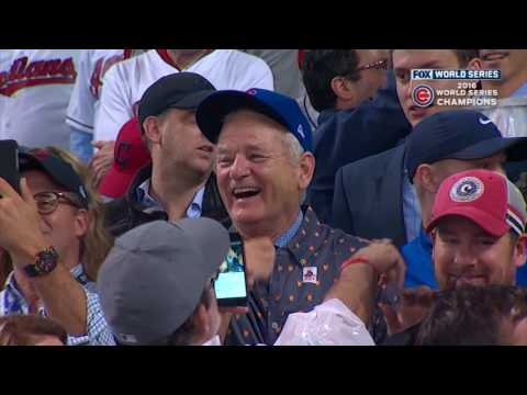 Celebrities Congratulate Chicago Cubs on World Series Win
