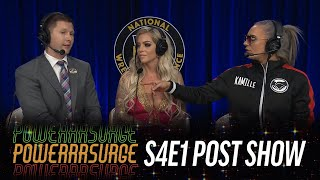 #PowerrrSurge Post Show | 4-13-21