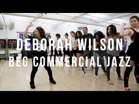 Deborah Wilson | Baby Boy - Beyonce | Commercial Jazz | #bdcnyc