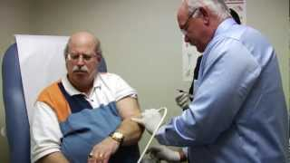 Full PRP Injection Procedure