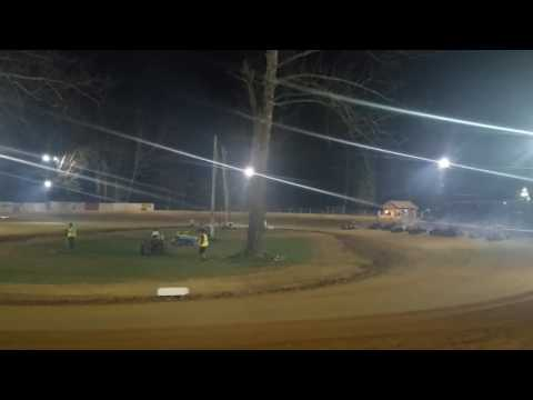 Mike Kalman - Shellhammers Speedway 270 Feature 4/19/17