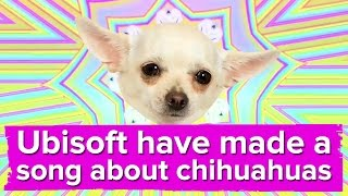 Ubisoft have made a song about Chihuahuas (for Just Dance 2016)