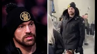 BREAKING NEWS! TYSON FURY SPARKS INJURY FEARS AHEAD OF DEONTAY WILDER REMATCH???!!!!