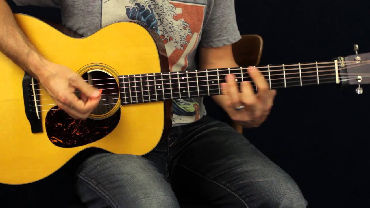 How To Play Maroon 5 Sugar Guitar Lesson Super Easy Song On