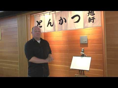 Travel Japan(Tonkatsu, Japanese Pork Cutlet)