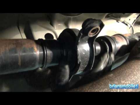 Subaru Manual Transmission Removal
